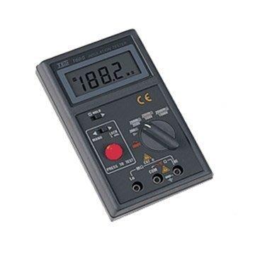 【電子超商】泰仕 TES-1600 數位式絕緣測試器  加購測試棒乙支
