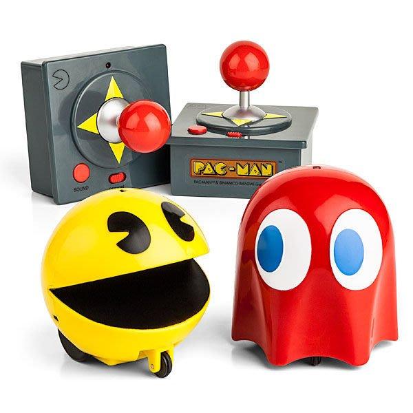 (I LOVE樂多)進口商品 Pac-Man小精靈 實感搖控機 (送人自玩兩相宜PIXELS)世界大對戰