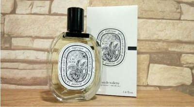 Diptyque 玫瑰之水 Eau Rose 淡香水 1ml噴式試香