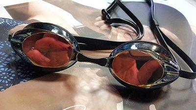 ☆小薇的店☆MARIUM品牌競賽型電鍍泳鏡特價540元NO.MAR-5504 (黑紫色)
