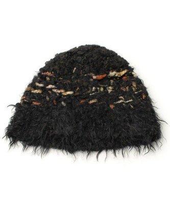 Ca4La日本製 *極致經典粗針彩色交織極曖羊毛針織帽, 日本熱賣款,超人氣的一頂(NO.1045)