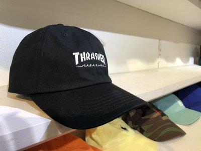 ☆LimeLight☆ THRASHER Hometown Sad Dad Hat Cap 老帽 火焰