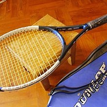 80-90% New Dunlop i-zone 5 (Head Size: 108 Sq. In) Oversize Tennis Racket 網球拍 ~ 300g