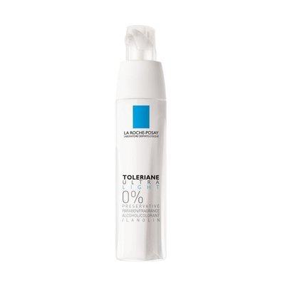 理膚寶水 LAROCHEPOSAY TOLERIANE 多容安極效舒緩修護精華乳 清爽型 (40ml)