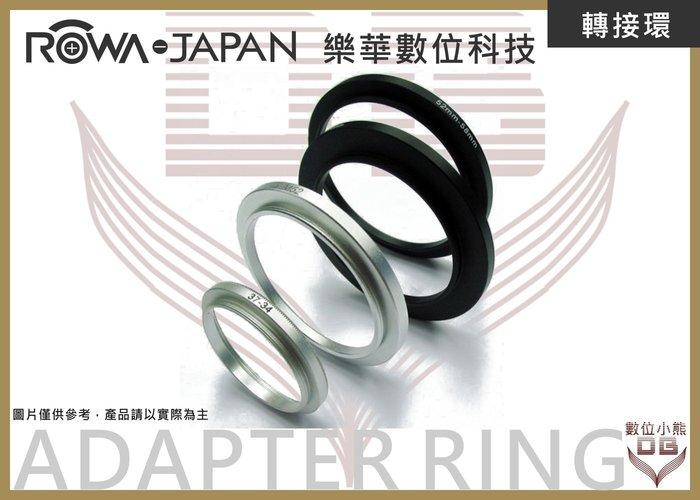 【數位小熊】樂華 轉接環 鏡頭 濾鏡 30.5-37 30.5-52 34-37 34-52 35.5-37 mm
