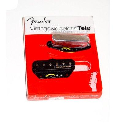 【老羊樂器店】展示特價出清 Fender Vintage Noiseless Telecaster 拾音器組