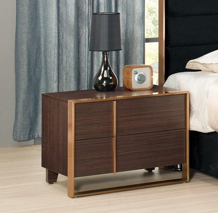 卡普倫床頭櫃😊暖暖屋傢俱傢飾😊