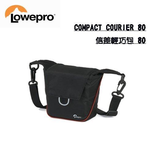 ((名揚數位)) LOWEPRO 羅普 Compact Courier 80 信差輕巧包 單肩側背相機包 / 黑~