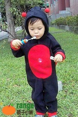 小瓢蟲造形服裝(冬)聖誕節服裝造型/昆蟲裝/表演服80cm台灣製