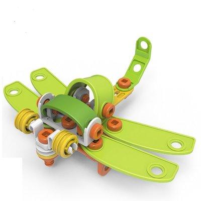 HANYE Build&Play 兒童積木 45pcs J-7717
