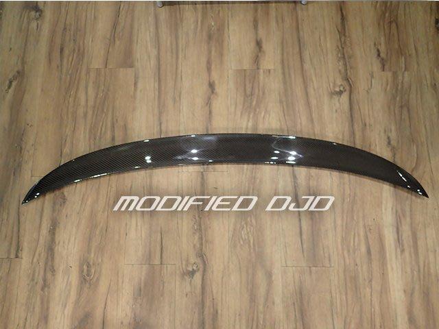 DJD Y0435 BENZ W205 C180 C200 C250 AMG款 碳纖維 CARBON 卡夢 尾翼
