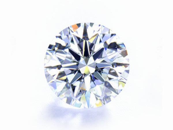 ((瑪奇亞朵的珠寶世界)) 莫桑石(摩星鑽)0.14CT G色 VVS1