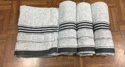 【台灣製】100%純棉 24兩 毛巾