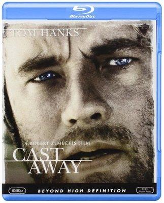 BD 全新美版【浩劫重生】【Cast Away】Blu-ray 藍光 湯姆漢克
