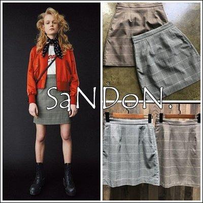 SaNDoN x『MOUSSY』秋季入手名單 簡約格紋短裙窄裙 SLY SNIDEL 180814