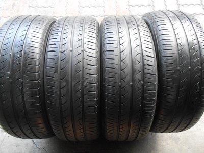 ◎至品中古胎◎優質中古跑胎~215/60/16 橫濱 AE01~含安裝.平衡