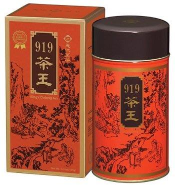 預訂台灣天仁茗茶919茶王(300克)(逢星期二截ORDER同截入數,再下一個星期五交收)