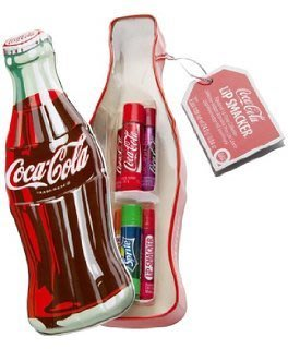 ☆Bonjour Bio☆ ☆ 2016 法國限量版 Coca-cola 可口可樂 Lip Smacker 護唇膏 #2