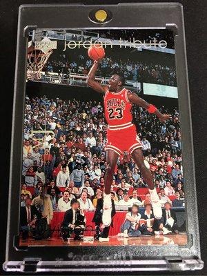 🐐1998-99 Upper Deck MJ Career Collection MJ Retro #39 Michael Jordan