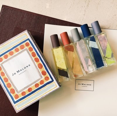Una Avenue*巴黎代購 Jo Malone 2017 限量系列 The Bloomsbury Set 香水