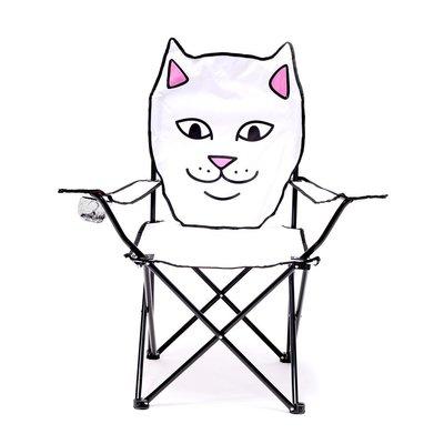 『Debauch Hsinchu 』RIPNDIP 中指貓 LORD NERMAL BEACH CHAIR 露營椅