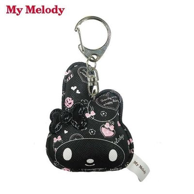 Gift41 4165本通 每日一物 4/4 美樂蒂 頭型鑰匙 日本限定 共三款