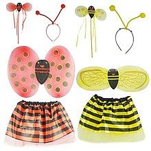 萬聖節 蜜蜂翅膀 瓢蟲裝 蜜蜂裝扮 天使翅膀 翅膀裝 昆蟲裝 cosplay 變裝秀 兒童遊行【P220014】塔克玩具