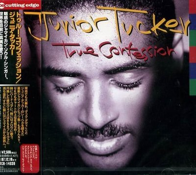 K - Junior Tucker - True Confession - 日版 +2BONUS - NEW