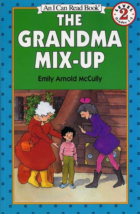 *小貝比的家* THE GRANDMA MIX-UP / L2 /平裝/7~12歲/汪培珽--第四階段