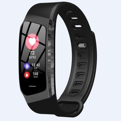 Sante IP67 防水即時心率與血壓監測智能手錶 IE8 灰色 + 黑帶 (順豐包郵)