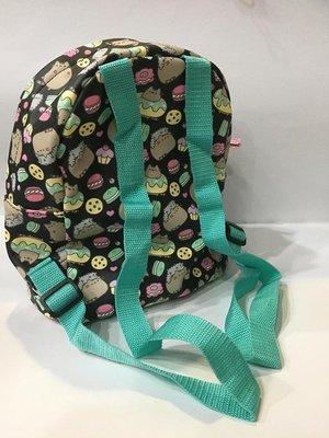 購買前請先詢問!美國官方正版 pusheen 胖吉貓 hot topic Mini Backpack 胖吉後背包 小背包