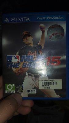 職棒野球魂大賣場 psv MLB 15 The Show 二手遊戲片售出不退