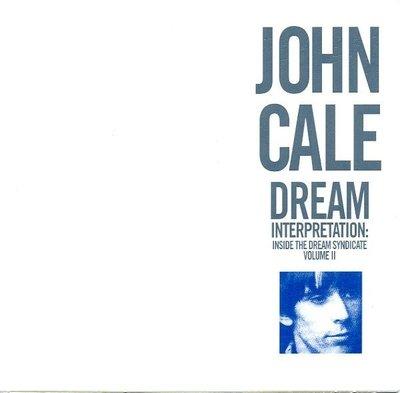 ##60 全新CD  JOHN CALE - DREAM INTERPRETATION