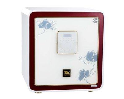 [弘瀚台中] 聚富保險箱 全館免運費 御璽精品系列保險箱(45VIP)白 金庫/防盜/電子式/密碼鎖/保險櫃
