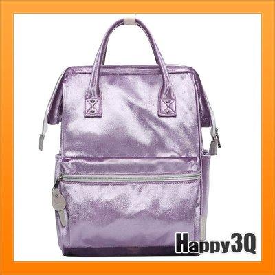 緞面背包雙肩包後背包手提包旅行包大容量...