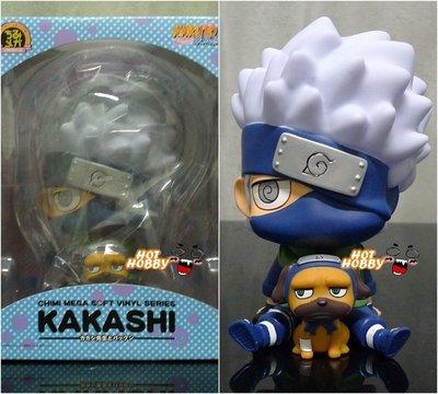 NARUTO 火影忍者 卡卡西 KAKASHI 存錢筒 儲金箱 旗木卡卡西