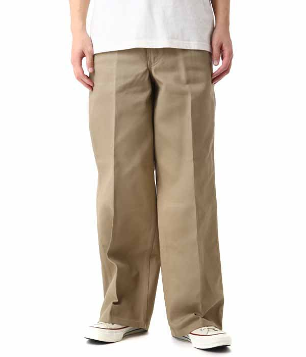 BEN DAVIS - GORILLA CUT大版型工作長褲 卡其-猿人 饒舌 嘻哈 工裝 滑板 DICKIES