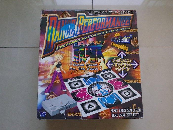 PS、PS2 台版勁爆熱舞踏墊 (含防滑套)