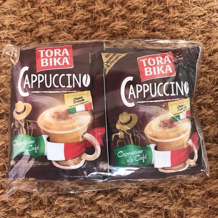 TORA BLKA CAPPUCCINO印尼人氣咖啡品牌