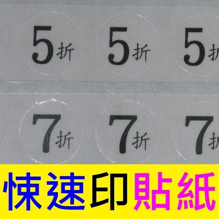 15mm圓透明1000張300元苗栗高雄印貼紙工商貼紙廣告貼紙姓名貼紙TTP-345條碼機貼紙機標籤機美容產品貼紙流水號
