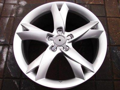 ~三重長鑫車業~類 AUDI A5 五爪式樣 5孔 112 18吋鋁圈 8J ET=35 A4 A6 VW PASSAT