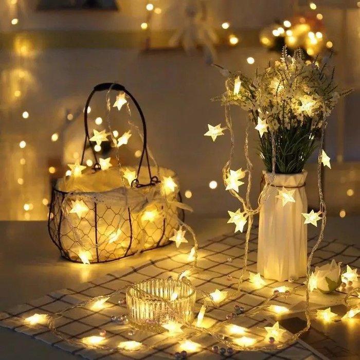 耶誕節led夜燈 聖誕樹裝飾 餐廳 房間裝飾 星星 小燈泡 火烈鳥 彩色夜燈 聖誕派對 生日派對 慶生會 悠飾生活