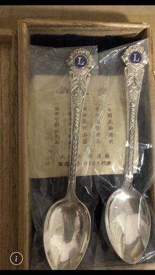 日本 尚美堂 純銀湯匙