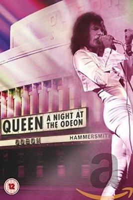 正版DVD《皇后合唱團》倫敦現場之夜/QUEEN A Night At The Odeon全新未拆