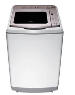 SHARP 夏普 17公斤 超震波 變頻直立式洗衣機 * ES-SDU17T *【歡迎來電議價】