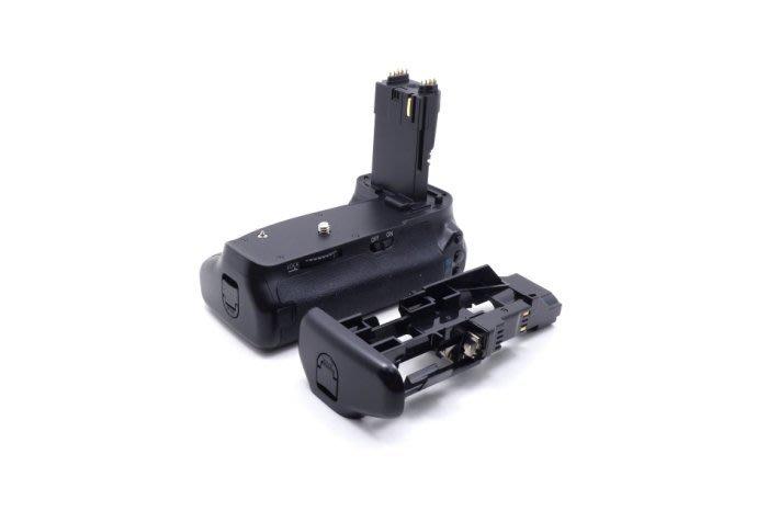 【台中青蘋果】美科 Meike MK60D for Canon 二手 電池手把 #32384