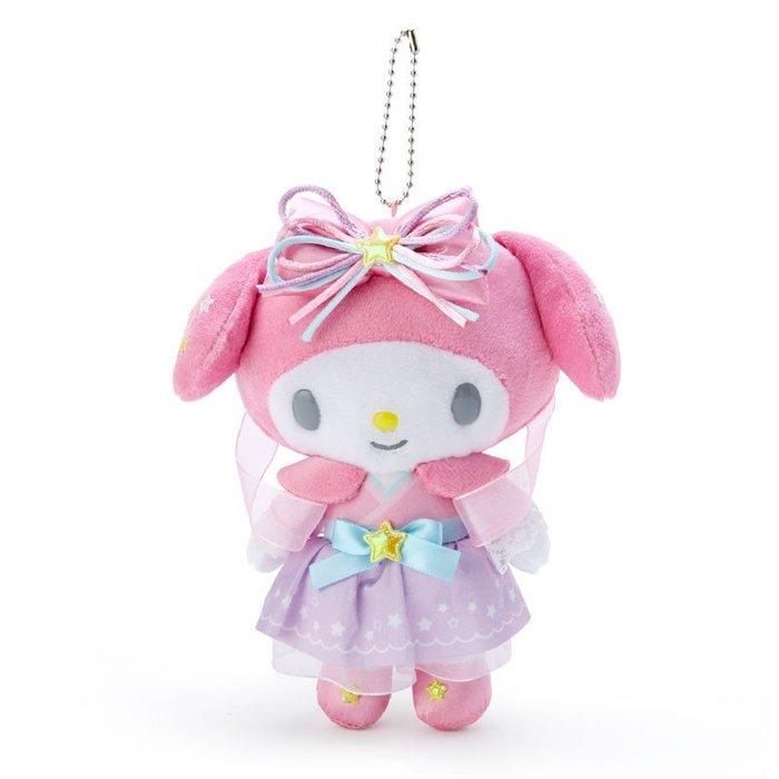 4165本通 造型玩偶吊鍊 七夕-美樂蒂 酷洛米  一對 4550337498538下標前請詢問