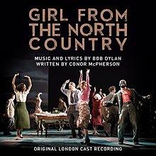 北方城鎮的女孩 倫敦卡司音樂劇錄音 / 音樂劇原聲帶---88985482162