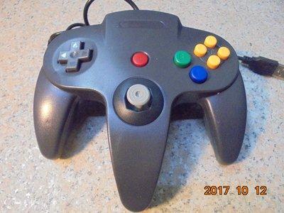 任天堂N64手把 專用搖桿/有線手把/控制器 USB介面 模擬器用 N64主機無法使用 桃園《蝦米小鋪》