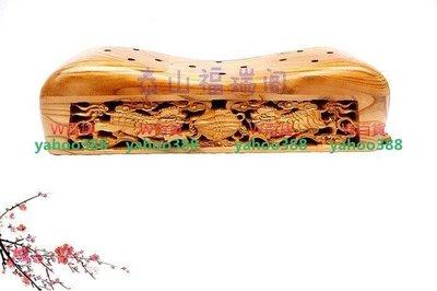 【w百貨】事事如意 桃木保健枕頭 木枕頭 助睡眠 保健康 藥物枕 壓驚 避邪風水26